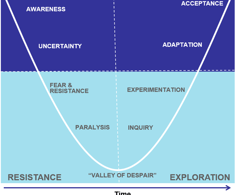 The Change Curve: A Journey Worth Taking